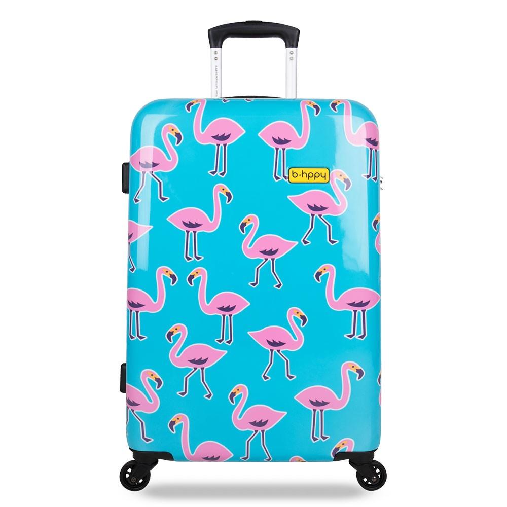 bhppy koffer 67 go flamingo. Black Bedroom Furniture Sets. Home Design Ideas
