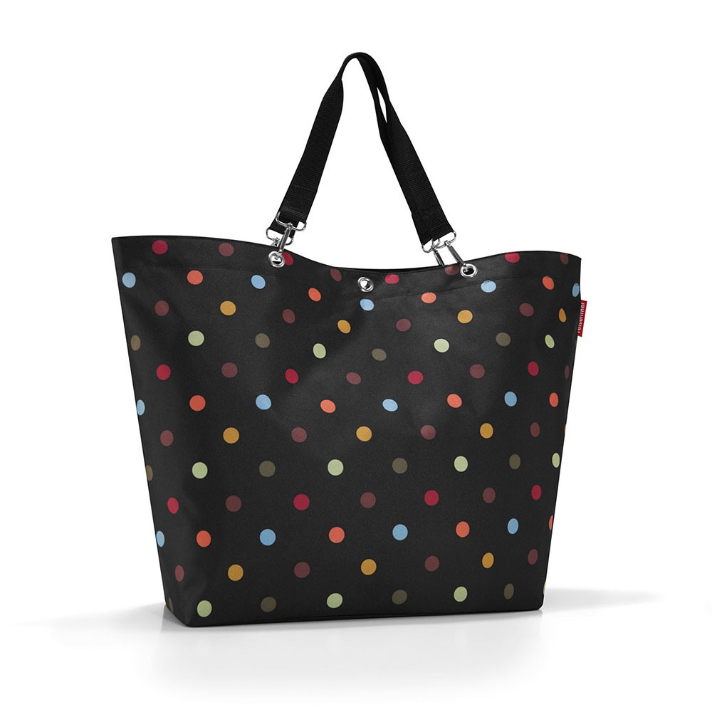 reisenthel shopper xl strandtas dots. Black Bedroom Furniture Sets. Home Design Ideas