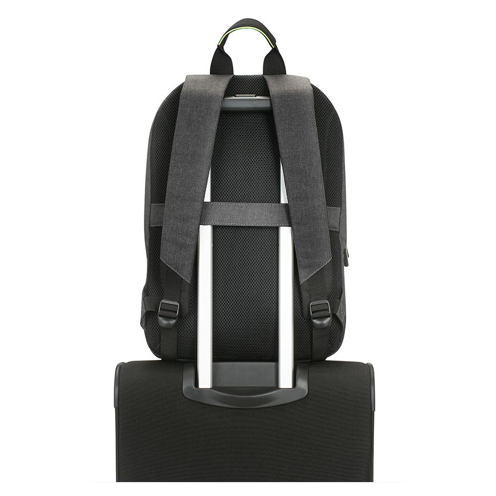 American Tourister Sonicsurfer Sac D'ordinateur Portable De Style De Vie 15,6 À Chevrons