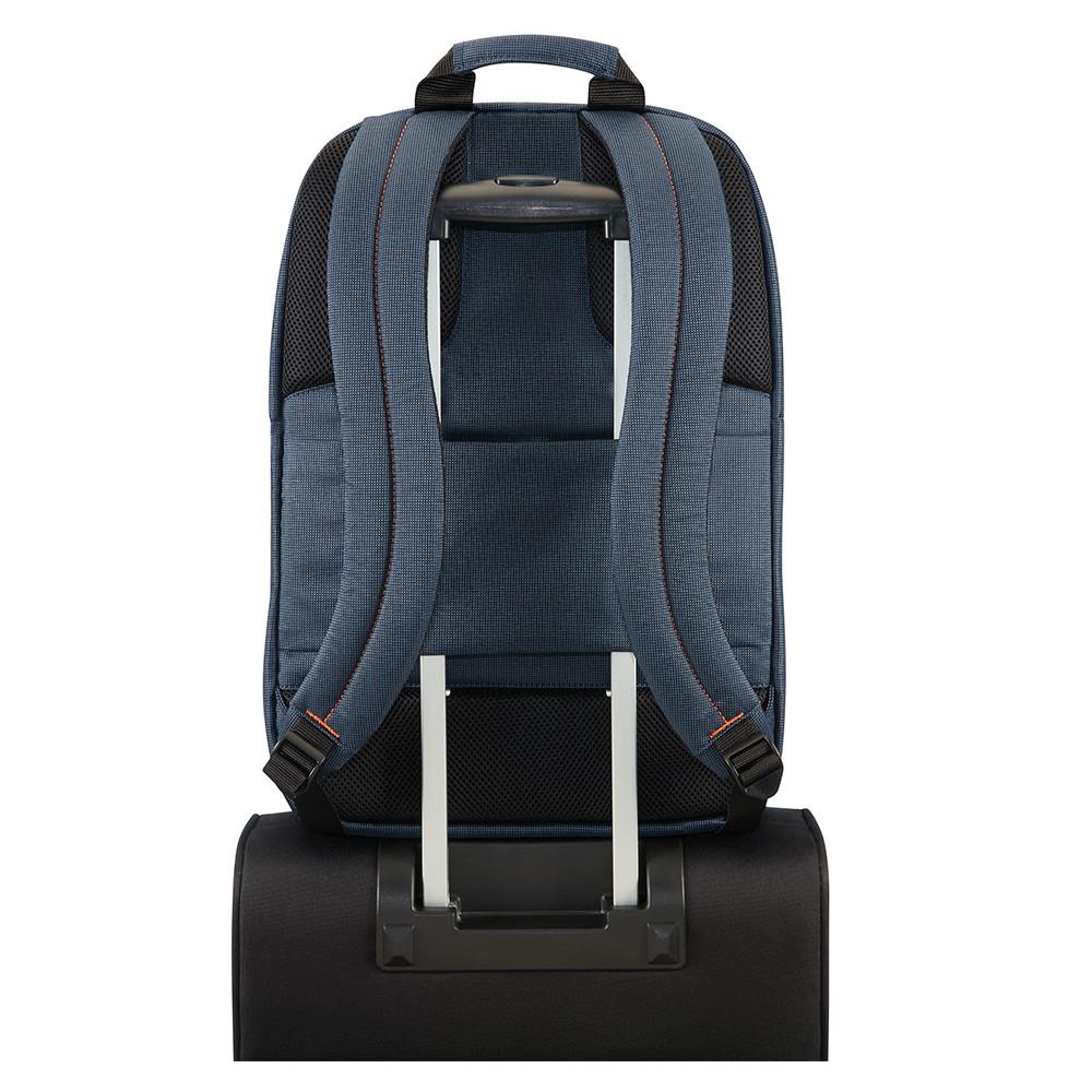 Samsonite Réseau 3 Sac À Dos Pour Ordinateur Portable 17,3 Espace Bleu