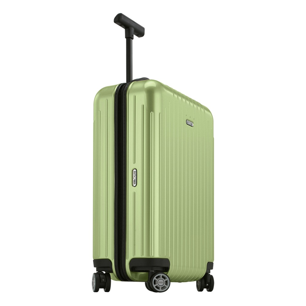 rimowa salsa air cabin trolley multiwheel 55 iata ultralight lime green. Black Bedroom Furniture Sets. Home Design Ideas