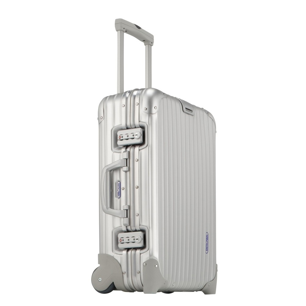 rimowa topas cabin trolley iata 55 aluminium. Black Bedroom Furniture Sets. Home Design Ideas