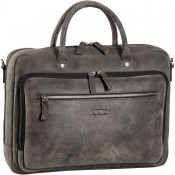 Leonhard Heyden Boston Briefcase 15.6'' Brown 5229