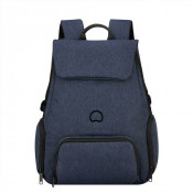 "Delsey Esplanade Laptop Backpack Woman 2-CPT 15.6"" Navy"