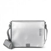 Bree Punch 61 Shoulder Bag Shiny Silver