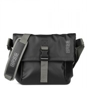 Bree Punch 98 Messenger M Black