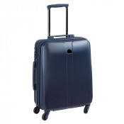 Delsey Schedule 2 Cabin Trolley 4 Wheel 55 Navy
