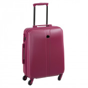 Delsey Schedule 2 Cabin Trolley 4 Wheel 55 Pink