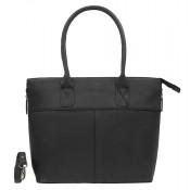 DSTRCT Fletcher Street Womens Business Laptoptas 15.6'' Black 016520