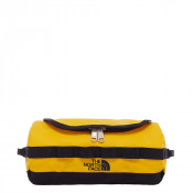 The North Face Base Camp Travel Canister S Summit Gold/TNF Black