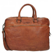 DSTRCT Pearl Street Business Laptoptas 15.6' Cognac 26120