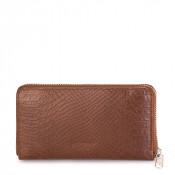 Myomy My Paper Bag Wallet Anaconda Brandy