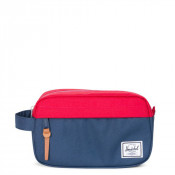 Herschel Chapter Carry On Toilettas Navy/ Red