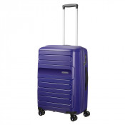 American Tourister Sunside Spinner 68 EXP Navy