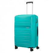 American Tourister Sunside Spinner 77 EXP Aero Turquoise