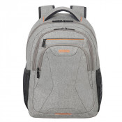 "American Tourister AT Work Laptop Backpack 15.6"" Melange Cool Grey"