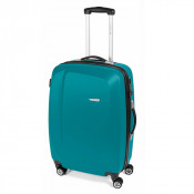 Gabol Line Medium Trolley 68 Turquoise