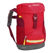 Vaude Ayla 6 Kinder Rugtas Energetic Red