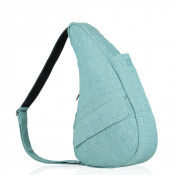 The Healthy Back Bag The Classic Collection Textured Nylon S Prarie Sky