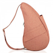 The Healthy Back Bag The Classic Collection Textured Polyester M iPad Prairie Sand