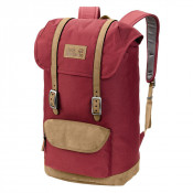 Jack Wolfskin Earlham Rugzak Dark Red