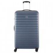 Delsey Segur Trolley Case 4 Wheel 81 Blue