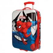 Disney Trolley 55 Cm 2 Wheels Spiderman Comic