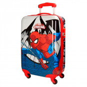 Disney Trolley 55 Cm 4 Wheels Spiderman Comic