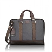 Tumi Alpha Bravo Andrews Slim Brief Anthracite 2