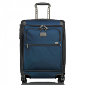 Tumi Alpha 2 Travel Continental Front Lid Carry-On Navy/Black