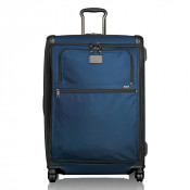 Tumi Alpha 2 Travel Front Lid Medium Trip Packing Case Navy/Black