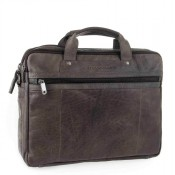 Spikes & Sparrow Bronco Business Bag Charcoal 24244