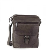 Spikes & Sparrow Bronco Crossbody Schoudertas Charcoal 24251