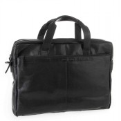 Spikes & Sparrow Bronco Business Bag Black 24484