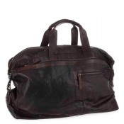 Spikes & Sparrow Bronco Weekender Dark Brown 24486