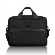 Tumi Alpha 2 Business Organizer Brief Black