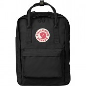 "FjallRaven Kanken Laptop 13"" Rugzak Black"