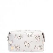 Mi-Pac Wash Bag Toilettas Cats Light Grey