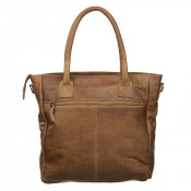 DSTRCT Compton Road Shopper Cognac 321130
