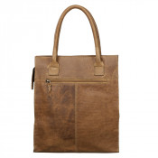 DSTRCT Compton Road Shopper Cognac 321230