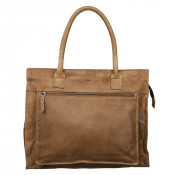 DSTRCT Compton Road Shopper Cognac 321330