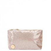 Mi-Pac Make Up Tas Glitter Champagne