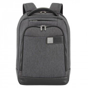 Titan Power Pack 15.6'' Slim Laptop Backpack Mixed Grey