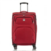 Titan Nonstop 4 Wheel Trolley M Exp. Red