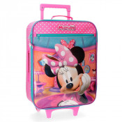 Disney Soft Trolley 50 Cm 2 Wheels Minnie Smile