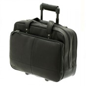 Davidt's Leyden Multifunction Bag + Wheels Black