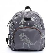 Zebra Trends Boys Rugzakje Dino Fossil Grey