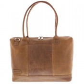 "Plevier Business/ Laptop Damestas 1-Vaks 15.6"" Cognac 475"