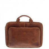 "Plevier Laptopbag Organizer 15.6"" Cognac 494"