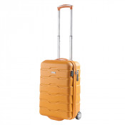 CarryOn Transfer Handbagage 2 Wheel Trolley 55 Orange